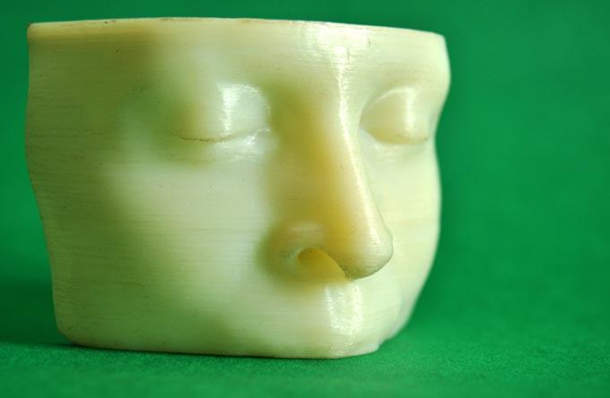Skan twarzy 3D