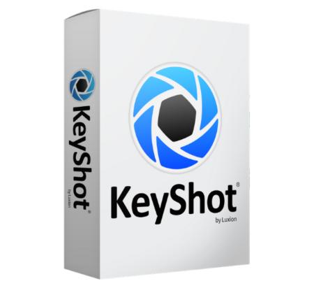 Pudełko programu KeyShot