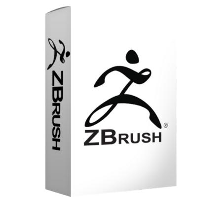 Pudełko programu ZBrush