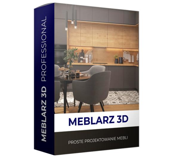 Pudełko Meblarz 3D Professional