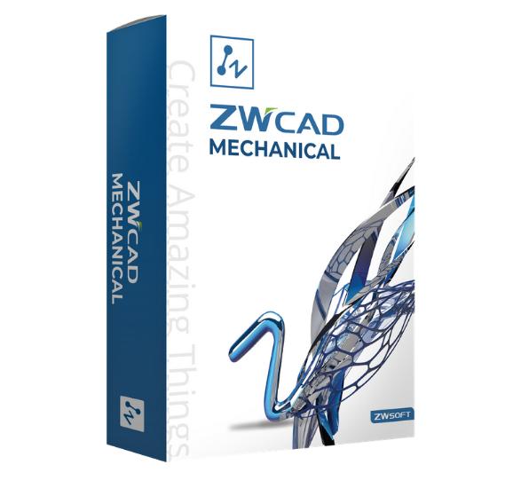 Pudełko programu ZWCAD Mechanical