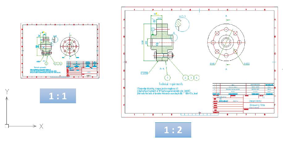 Funkcja Super Edycja w programie ZWCAD Mechanical