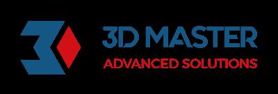 3D MASTER – programy CAD / CAM, skanery 3D