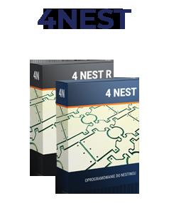 4 Nest - Oprogramowanie do nestingu