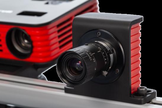 Zbliżenie na Skaner 3D RangeVision Spectrum