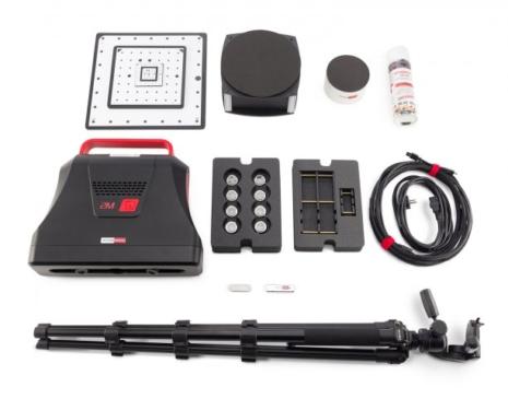 Skaner 3D - Zestaw RangeVision PRO