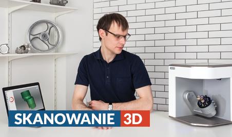 Usługa skanowania 3D