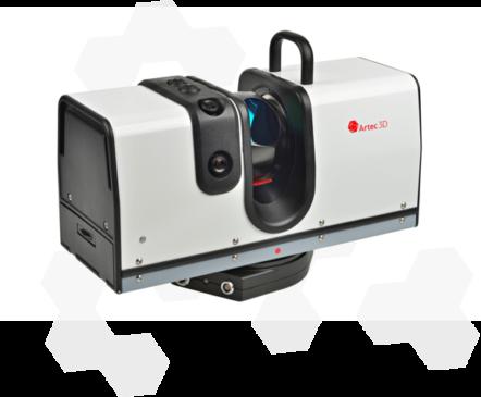 Skaner 3D - Ray - Artec 3D