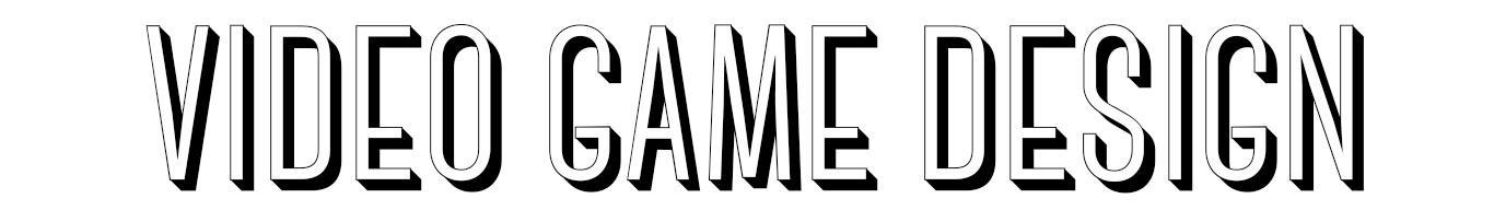 Video Game Design - Zbrush