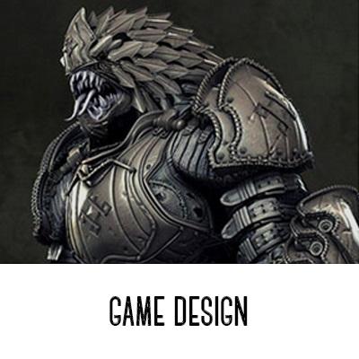 Zastosowanie Zbrush - game design