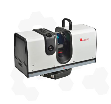 Ray - Skaner 3D firmy Artec 3D