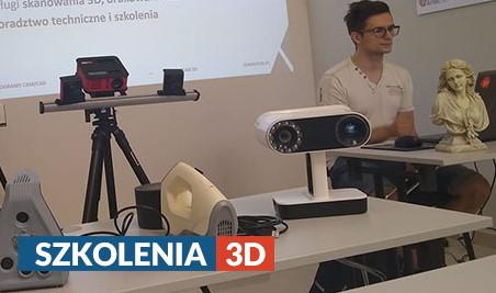 Szkolenia i warsztaty 3D