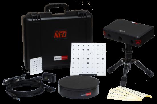 Zestaw skanera 3D RangeVision Neo