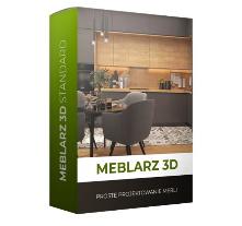 Pudełko Meblarz 3D Standard
