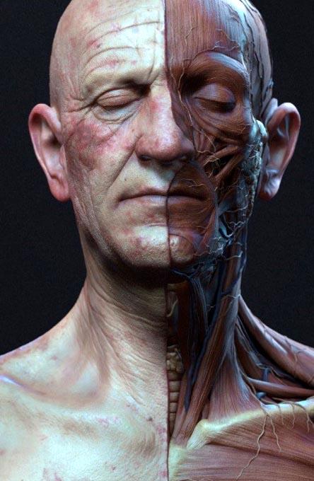 Zbrush do renderowania postaci 3D