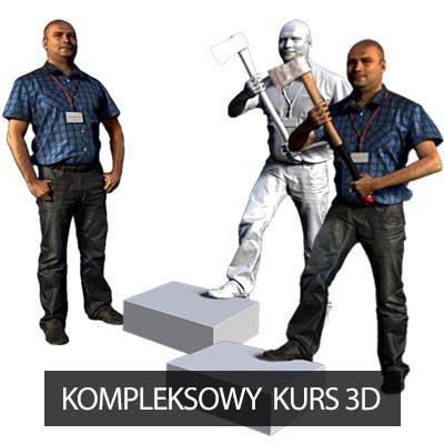 Kompleksowy kurs druku 3D Warszawa